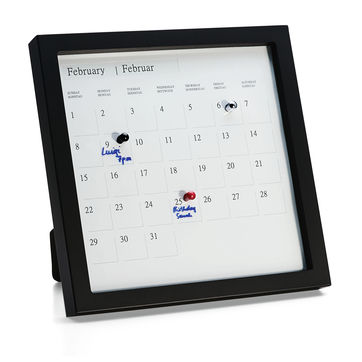Philippi - Appointment - wieczny kalendarz - wymiary: 29 x 29 cm