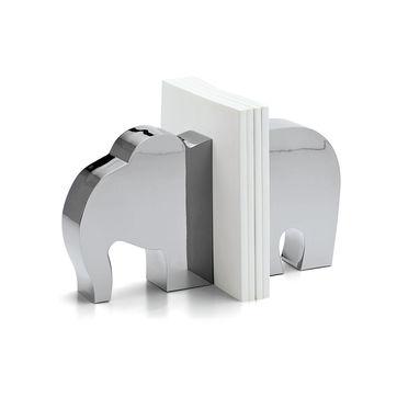Philippi - Elephant - stojak na książki - wysokość: 12,5 cm