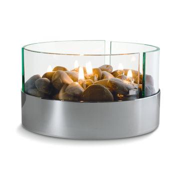 Philippi - Burn - lampa oliwna - średnica: 20 cm