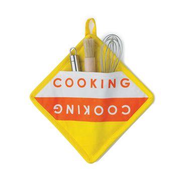 Kela - Madlene - uchwyt do gorących naczyń Cooking - wymiary: 20 x 20 cm
