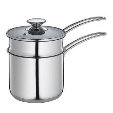 Küchenprofi - garnek do gotowania w kąpieli wodnej - pojemność: 1,5 l