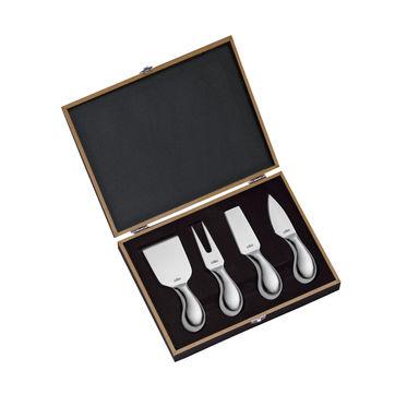 Cilio - Piave - zestaw noży do sera - wymiary: 23,5 x 17 x 3,5 cm