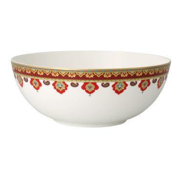Villeroy & Boch - Samarkand Rubin - miska sałatkowa - średnica: 23 cm