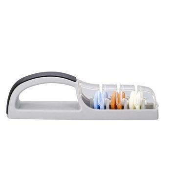 MinoSharp - Plus 3 - wodna ostrzałka ceramiczna - 3 krążki ostrzące