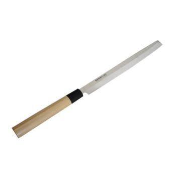 Bunmei - nóż Tako Sashimi - długość ostrza: 21 cm