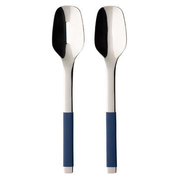 Villeroy & Boch - S+ Blueberry - sztućce do sałatek - długość: 28 cm