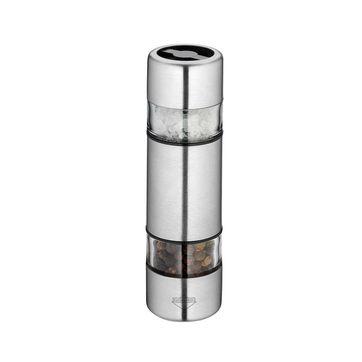 Küchenprofi - Sydney - podwójny młynek do soli i pieprzu - wysokość: 10,5 cm
