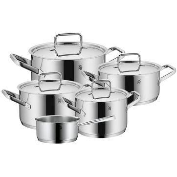 WMF - Gourmet Plus - zestaw 5 garnków