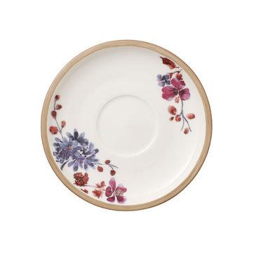 Villeroy & Boch - Artesano Provencal Lavender - spodek do filiżanki do kawy lub herbaty - średnica: 16 cm