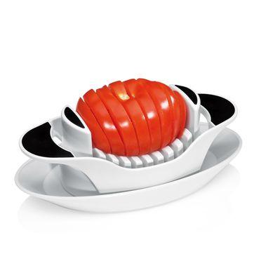 Küchenprofi - krajacz do warzyw / mozarelli - wymiary: 21,5 x 11 cm
