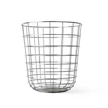 Menu - Wire Bin - kosz - wysokość: 35 cm