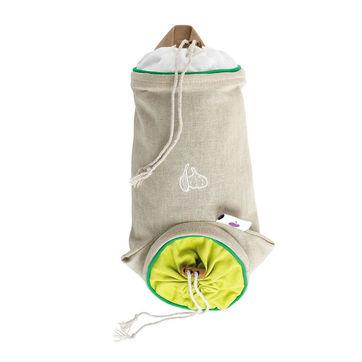 Mastrad - torba do przechowywania czosnku - pojemność: 0,9 kg
