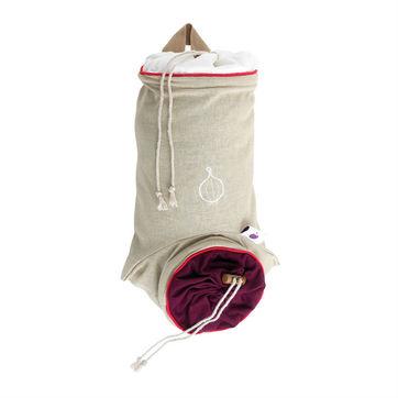 Mastrad - torba do przechowywania cebuli - pojemność: 1,7 kg
