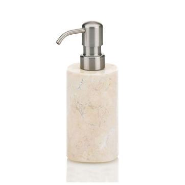 Kela - Marble - dozownik do mydła - średnica: 6,5 cm