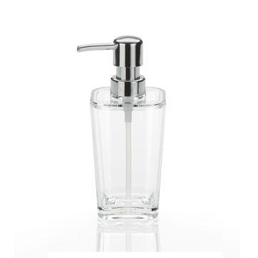 Kela - Kristall - dozownik do mydła - pojemność: 0,35 l