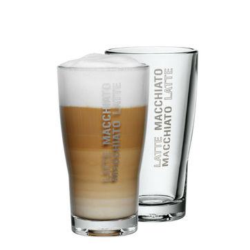 WMF - Barista - 2 szklanki do latte - pojemność: 0,26 l