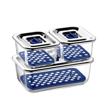 WMF - Top Serve - 3 pojemniki kuchenne