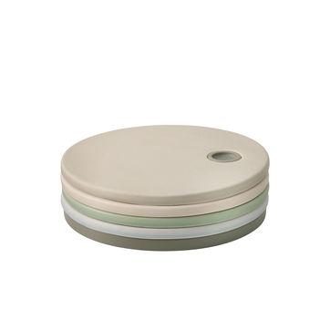 RIG-TIG - Serve-it - 4 deski do serwowania ze stojakiem - średnica: 16 cm