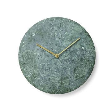 Menu - Marble - zegar ścienny - średnica: 30 cm