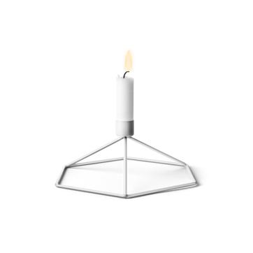 Menu - POV - świeczniki - wymiary: 18,5 x 20 x 10,5 cm