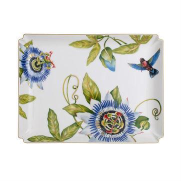 Villeroy & Boch - Amazonia Gifts - talerz prostokątny - wymiary: 28 x 21 cm