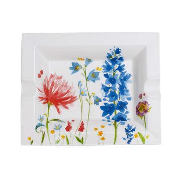 Villeroy & Boch - Anmut Flowers Gifts - popielniczka - wymiary: 17 x 21 cm