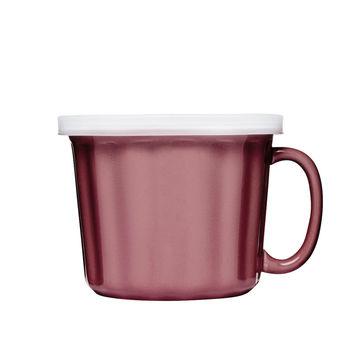 Sagaform - Soup - kubek na zupę z pokrywką - pojemność: 0,5 l
