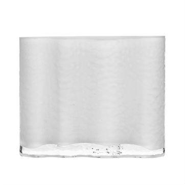 Sagaform - SEA Glasbruk - wazon - wymiary: 19 x 16 cm