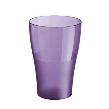 Koziol - Roy - szklanka - wysokość: 12,5 cm
