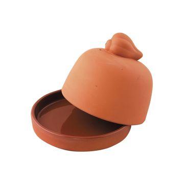 Dexam - naczynie do pieczenia czosnku i cebuli - średnica: 12 cm