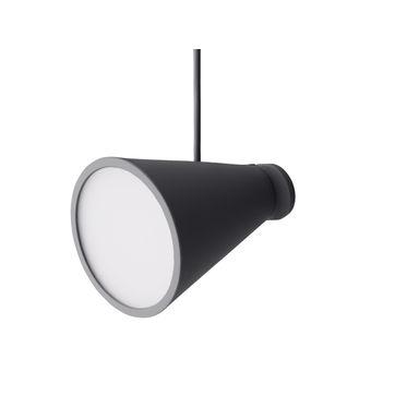 Menu - Bollard - lampa - średnica: 11 cm