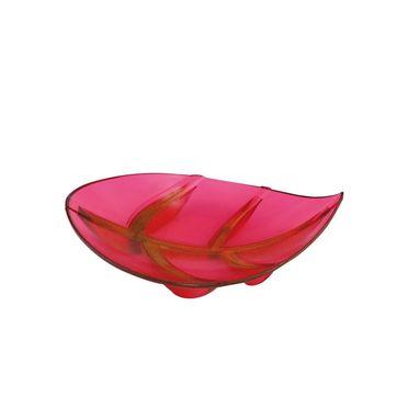 Koziol - Leaf-it - spodek na herbatę - wymiary: 10 x 7,4 cm