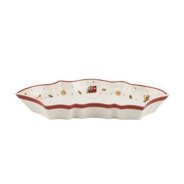 Villeroy & Boch - Toy's Delight - miska na przekąski - wymiary: 26 x 11,5 cm