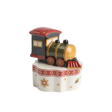 Villeroy & Boch - Toy's Delight - figurka pociąg - wysokość: 7,5 cm