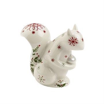 Villeroy & Boch - NewModern Christmas - wiewiórka - wymiary: 10 x 10 x 6 cm