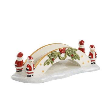Villeroy & Boch - Mini Christmas Village - mostek - wymiary: 10 x 10 x 5 cm