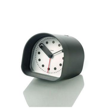 Alessi - Optic - zegarek - wymiary: 8 x 8 x 8 cm