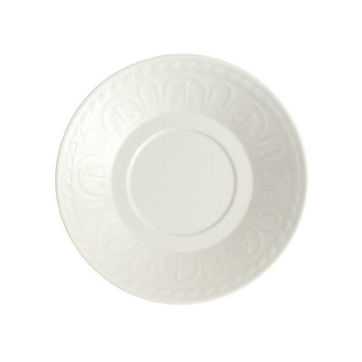 Villeroy & Boch - Cellini - spodek do filiżanki do kawy lub herbaty - średnica: 15 cm