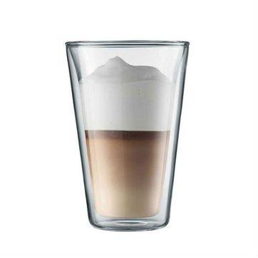 Bodum - Canteen - 2 szklanki o podwójnych ściankach - pojemność: 0,4 l