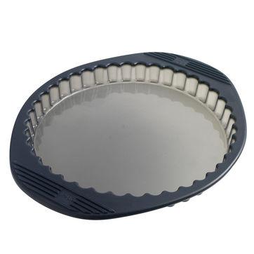 Mastrad - silikonowa forma na tartę - średnica: 28 cm