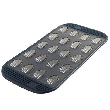 Mastrad - silikonowa forma na 20 magdalenek - wymiary: 35 x 18 cm