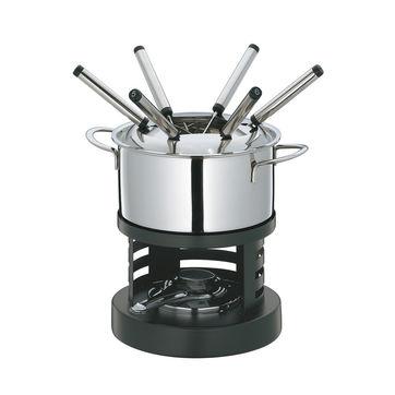 Küchenprofi - Luzern - zestaw do fondue - wysokość: 21,5 cm