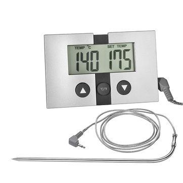 Küchenprofi - Easy - termometr elektroniczny - długość: 18 cm