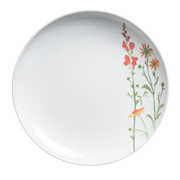 Kahla - Five Senses Wildblume - talerz obiadowy - średnica: 27 cm