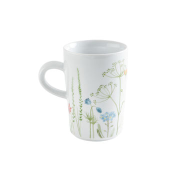 Kahla - Five Senses Wildblume - filiżanka do caffe macchiato - pojemność: 0,35 l