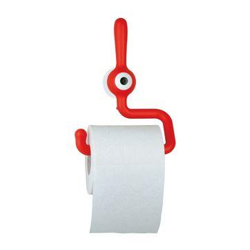 Koziol - Toq - uchwyt na papier toaletowy - wymiary: 14,4 x 19,2 cm