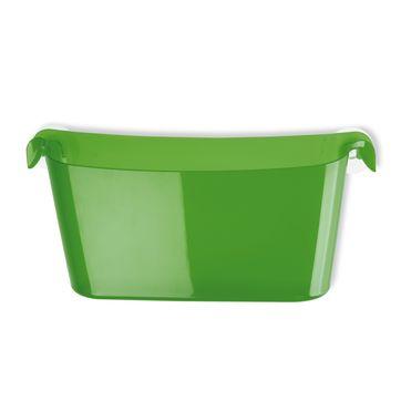 Koziol - Boks - półka-pojemnik - wymiary: 35 x 15,8 x 10,5 cm