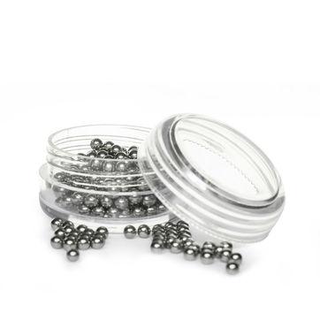 Sagaform - Bar - metalowe kulki do czyszczenia karafek