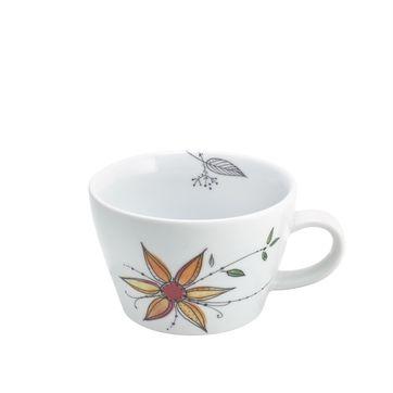 Kahla - Five Senses Wonderland - filiżanka do cappuccino - pojemność: 0,25 l