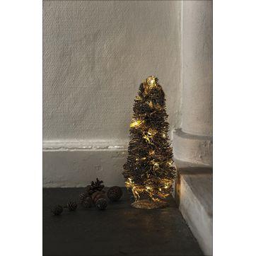 Sirius - Sofia - świecąca choinka - 20 światełek LED; wysokość: 30 cm